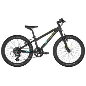 "ORBEA MX Team Børnecykel 20"" sort"